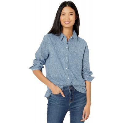 Brand - Goodthreads Women's Washed Cotton Boyfriend Tunic