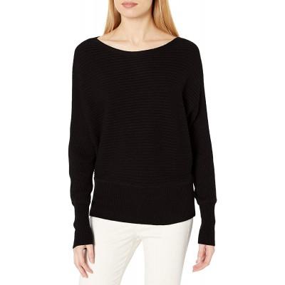 Brand - Daily Ritual Women's Ultra-Soft Horizonal Knit Dolman Sweater