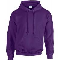Gildan Men's Fleece Hooded Sweatshirt Style G18500 at  Men's Clothing store