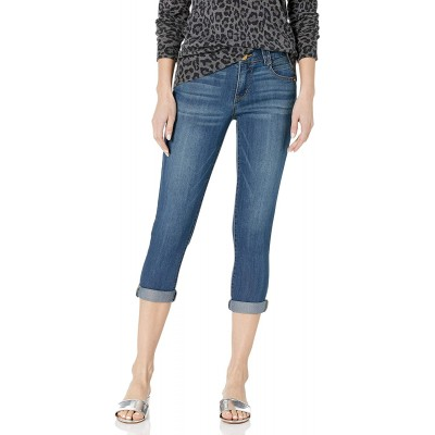 Democracy Women's Ab Solution Crop Jean at Women's Jeans store