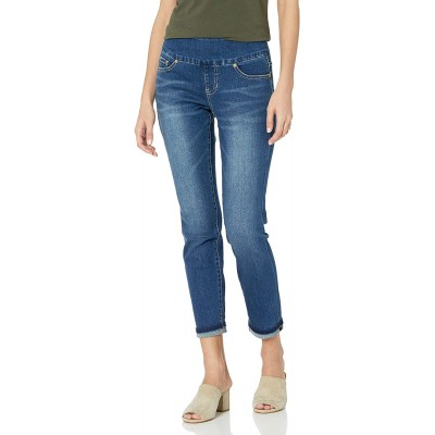 Jag Jeans Women's Amelia Pull on Slim Fit Ankle Jean at Women's Jeans store