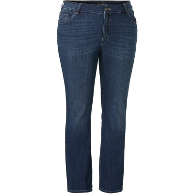 Lee Women's Plus Size Regular Fit Bootcut Jean at Women's Clothing store