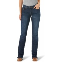 Wrangler Women's Willow Mid Rise Boot Cut Ultimate Riding Jean at  Women's Jeans store