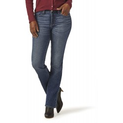 Riders by Lee Indigo Women's Midrise Bootcut Jean at  Women's Jeans store