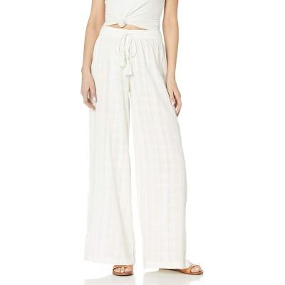 Volcom Women's Sun Spent Beach Pant Regular & Plus Size at Women's Clothing store
