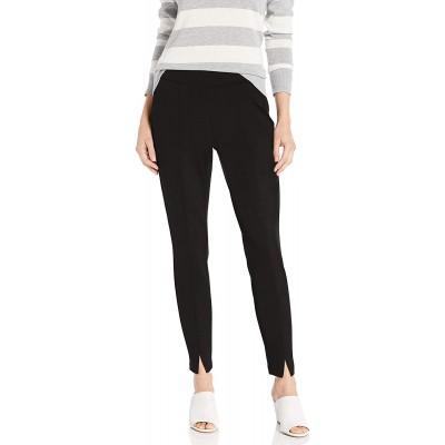 NYDJ Women's Basic Ponte Legging with Front Slit at  Women's Clothing store
