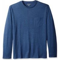 Essentials Men's Regular-fit Long-Sleeve T-Shirt