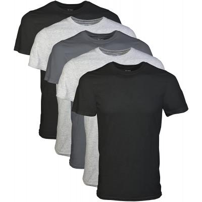 Gildan Men's Crew T-Shirts Multipack  