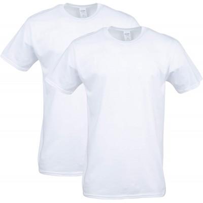 Gildan Men's Softstyle Cotton T-Shirt Style G64000 2-Pack  