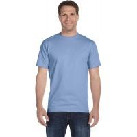 Hanes Men's ComfortSoft Short Sleeve T-Shirt 4 Pack  at  Men's Clothing store
