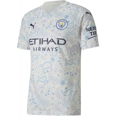 PUMA Men's Soccer Manchester City 20 21 Third Jersey |