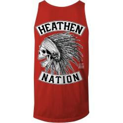 Heathen Chief Tank at  Men's Clothing store