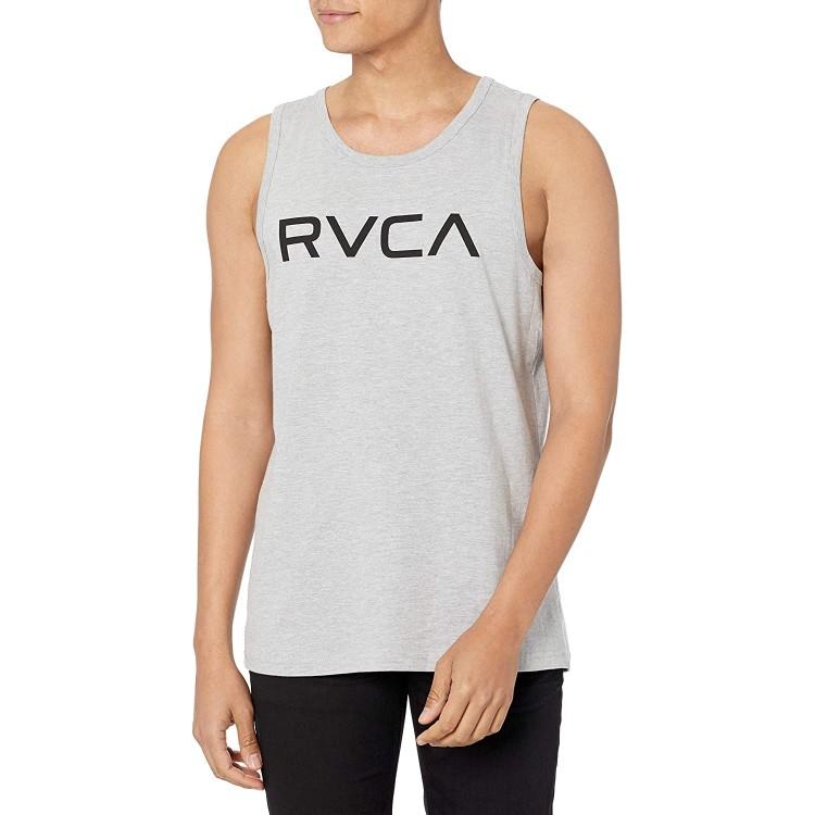 RVCA Men's Graphic Sleeveless Tank Top Tee Shirt
