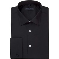 Andrew Fezza Men's Slim Fit Barrel Cuff & French Cuff Dress Shirt - Many Colors at  Men's Clothing store