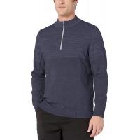 PUMA Men's  Evoknit 1 4 Zip Sweater