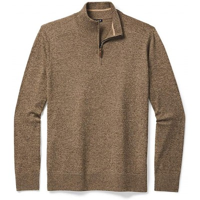 Smartwool Sparwood 1 2 Zip Sweater at Men's Clothing store