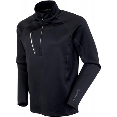 Sunice Alexander Water Resistant Half Zip Performance Pullover for Men