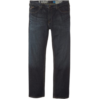 Ariat M2 Relaxed Boot Cut Jeans – Men's Relaxed Fit Denim at  Men's Clothing store