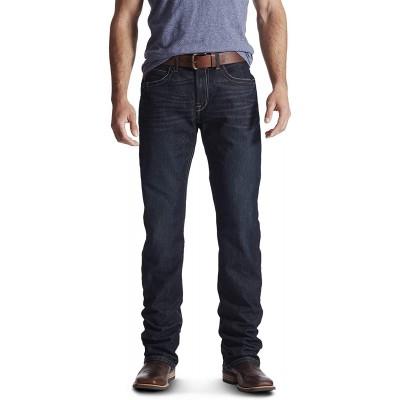 Ariat Men's Jeans Carbine at  Men's Clothing store