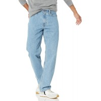 Essentials Men's Relaxed-Fit 5-Pocket Jean