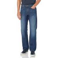 Nautica Traditional Collection's Men's Relaxed Fit Jean Pant at  Men's Clothing store