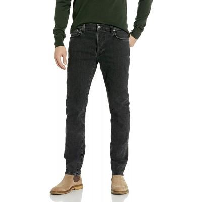 Nudie Jeans Men's Lean Dean Grey Stardust at Men's Clothing store