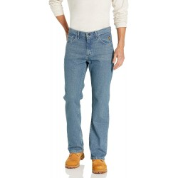 Wrangler Riggs Workwear Men's Fr Flame Resistant 20x Cool Vantage Boot Cut Jean at  Men's Clothing store