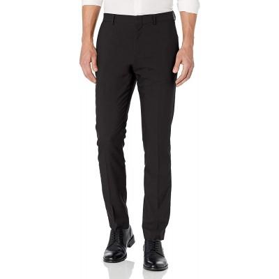 Perry Ellis Men's Portfolio Very Slim Solid Tech Pant at Men's Clothing store
