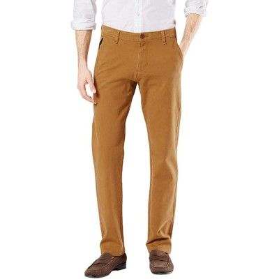 Dockers Men's Straight Fit Ultimate Chino with Smart 360 Flex Regular and Big & Tall at Men's Clothing store