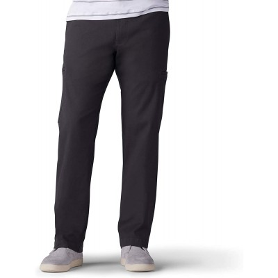 LEE Men's Big & Tall Performance Series Extreme Comfort Cargo Pant at Men's Clothing store