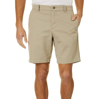 Chaps Men's 9 Inseam Stretch Twill Short at Men's Clothing store