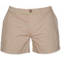 Meripex Apparel Men's 5.5 Inseam Elastic-Waist Short Shorts 4-Way Stretch at  Men's Clothing store