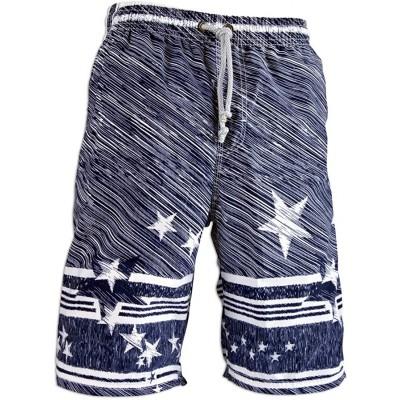 Prefer To Life Men's Board Shorts Quick Dry Swimwear Beach Holiday Party Bermuda Swim Big Pants  
